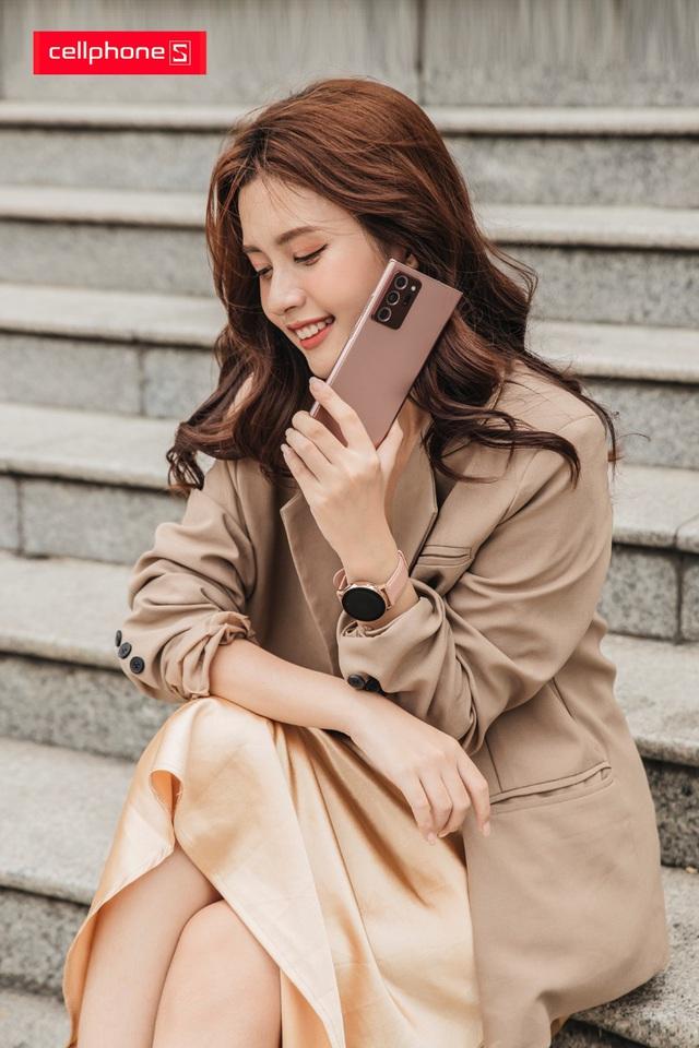 Lên đời Galaxy Note 20 Ultra chỉ từ 8 triệu, món hời chớ bỏ qua - Ảnh 4.
