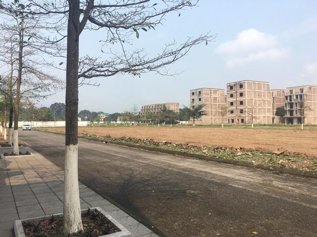 Đất nền Hoà Lạc thu hút giới đầu tư giữa mùa dịch - Ảnh 1.