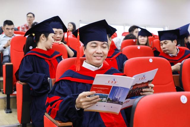 UEF nhận hồ sơ tuyển sinh trình độ thạc sĩ đợt 2 – 2020 đến 15/10 - Ảnh 1.