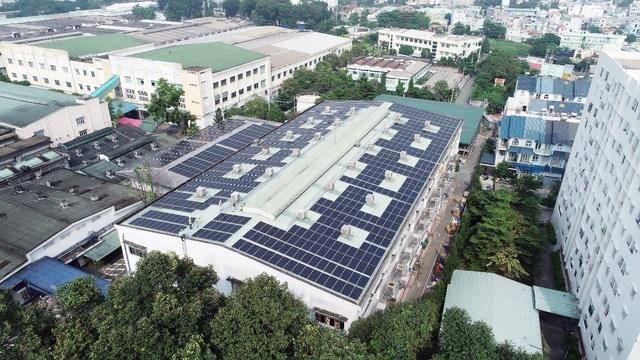 TPBank đổ vốn hàng chục nghìn tỉ đồng cho năng lượng tái tạo - Ảnh 1.