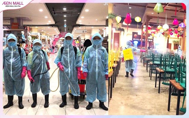 Toàn bộ nhân viên AEON Mall Bình Tân tiếp xúc với BN450 đều âm tính sau xét nghiệm nhiều lần - Ảnh 2.