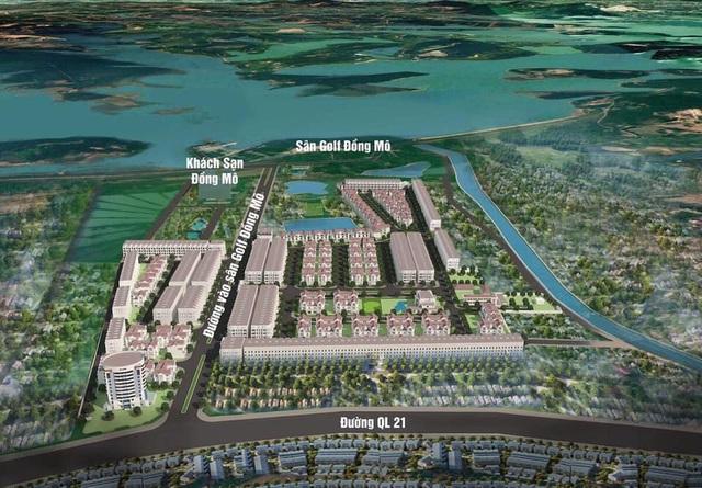 Đất nền Hoà Lạc thu hút giới đầu tư giữa mùa dịch - Ảnh 2.