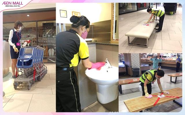 Toàn bộ nhân viên AEON Mall Bình Tân tiếp xúc với BN450 đều âm tính sau xét nghiệm nhiều lần - Ảnh 3.