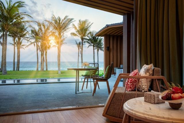 Ocean Luxury Villa by Radisson Blu - thiên đường nghỉ dưỡng nơi Bãi Dài, Cam Ranh - Ảnh 1.