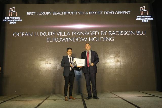 Ocean Luxury Villa by Radisson Blu - thiên đường nghỉ dưỡng nơi Bãi Dài, Cam Ranh - Ảnh 2.