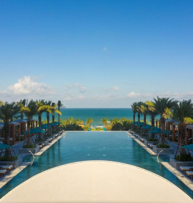 Ocean Luxury Villa by Radisson Blu - thiên đường nghỉ dưỡng nơi Bãi Dài, Cam Ranh - Ảnh 3.