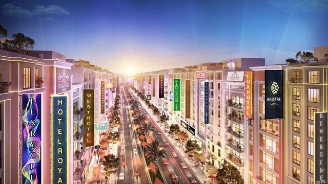 Bốn mùa sôi động tại khu phố khách sạn mini Four Seasons – FLC Sầm Sơn - Ảnh 1.
