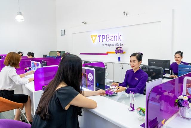 Ngân hàng lớn phả hơi nóng chuyển đổi số, TPBank sẽ nâng cấp độ? - Ảnh 1.