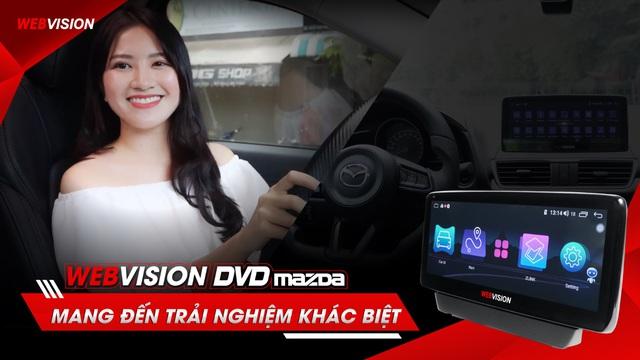 Đột phá tính năng màn hình Mazda độc quyền Webvision Việt Nam - Ảnh 1.