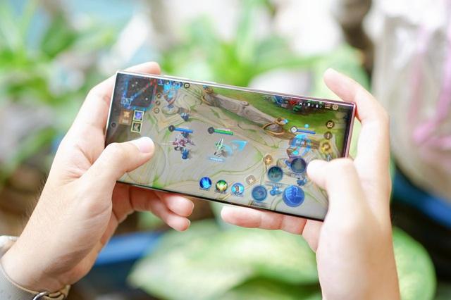 Galaxy Note20 Ultra chứng minh sức mạnh không thể ngờ tới trong Showmatch Liên Quân Mobile - Ảnh 3.