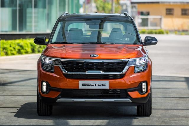 Kia Seltos càn quét doanh số: Hơn 10.000 xe bán ra mỗi tháng - Ảnh 2.