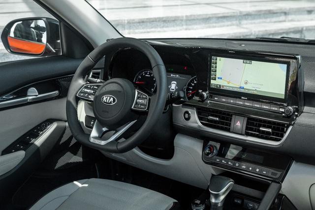 Kia Seltos càn quét doanh số: Hơn 10.000 xe bán ra mỗi tháng - Ảnh 3.