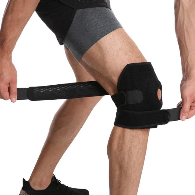 Vì sao cần sử dụng băng gối, bó gối khi chơi thể thao - Ảnh 1.