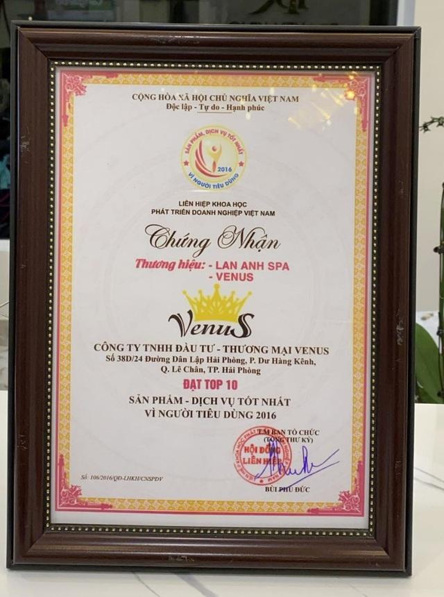 Hành trình tạo nên thương hiệu Venus của CEO Hằng Nguyễn - Ảnh 1.