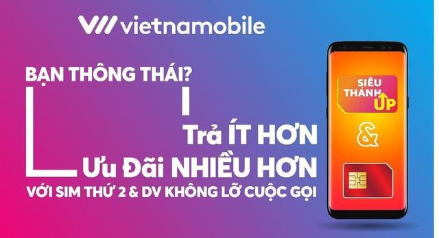 Nhà mạng Vietnamobile tiên phong mở rộng thị trường sim thứ 2 đầy tiềm năng - Ảnh 1.