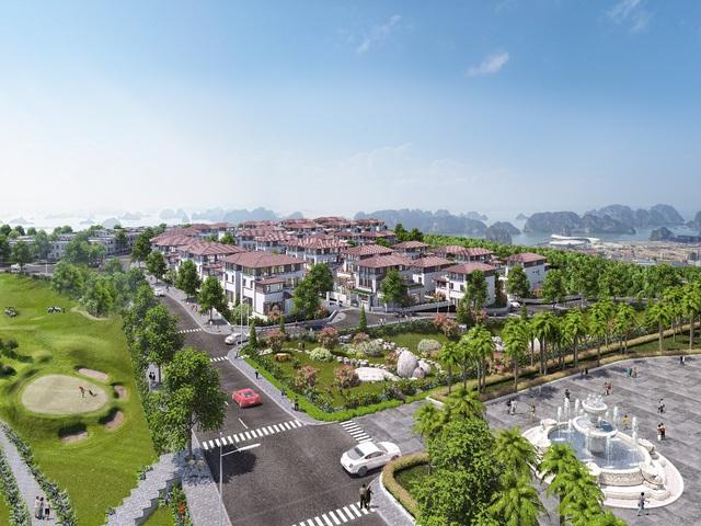 Ngắm trọn Hạ Long từ khu biệt thự sân golf độc đáo tại Quảng Ninh - Ảnh 2.