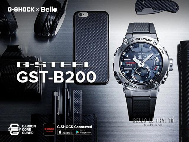 Top 5 dòng đồng hồ G-Shock Bluetooth được ưa thích hiện nay - Ảnh 2.