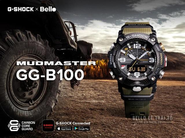 Top 5 dòng đồng hồ G-Shock Bluetooth được ưa thích hiện nay - Ảnh 4.