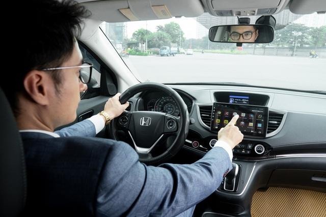 GOTECH ra mắt loạt màn hình ôtô điều khiển bằng giọng nói, giải trí vô hạn bằng 4G cho dân 'độ xe' - Ảnh 1.