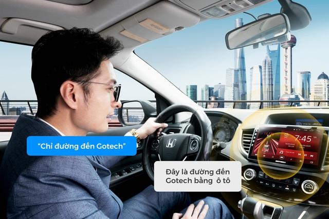 GOTECH ra mắt loạt màn hình ôtô điều khiển bằng giọng nói, giải trí vô hạn bằng 4G cho dân 'độ xe' - Ảnh 3.