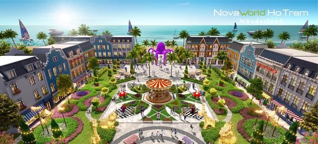 AZ Property Group chính thức công bố đại lý phân phối giai đoạn 2 NovaWorld Ho Tram - Wonderland - Ảnh 1.
