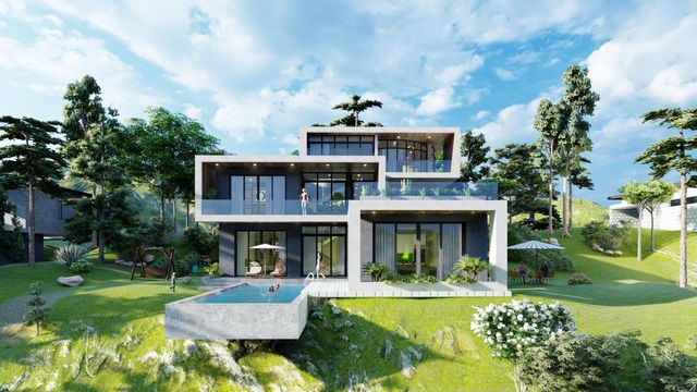 Ivory Villas & Resort: Top 10 Thương hiệu Vàng Việt Nam 2020 - Ảnh 1.