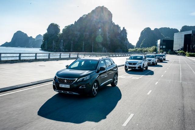 Peugeot 5008 - Sự lựa chọn hoàn hảo cho gia đình trẻ - Ảnh 3.