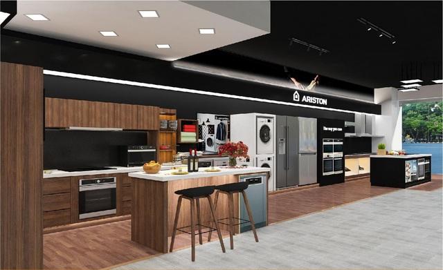 Ariston Home Appliances – Đẳng cấp thiết bị gia dụng phong cách Italy - Ảnh 3.