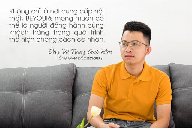 BEYOURs: Hiện thực hóa không gian mơ ước của người trẻ Việt - Ảnh 2.