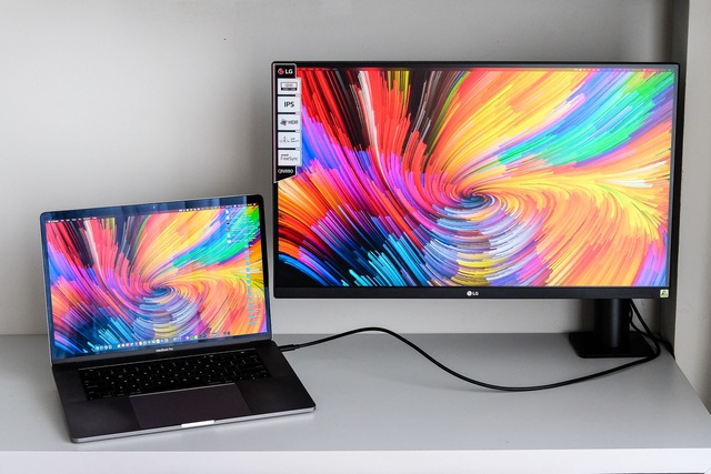LG 27QN880 - màn hình cho cảm hứng sáng tạo - Ảnh 3.