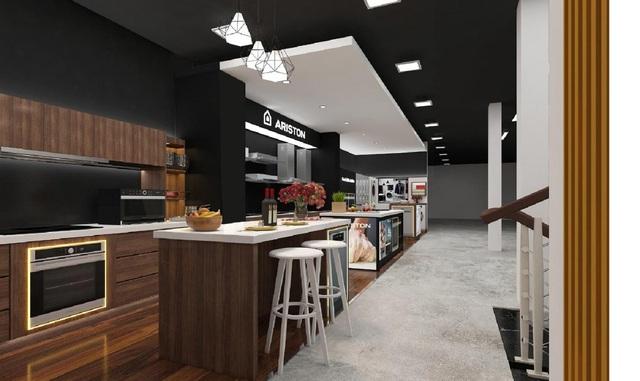 Ariston Home Appliances – Đẳng cấp thiết bị gia dụng phong cách Italy - Ảnh 4.