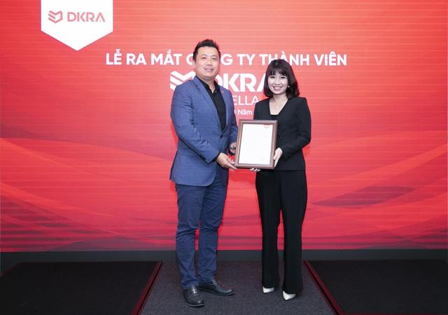 DKRA Vietnam ra mắt công ty thành viên DKRA Capella - Ảnh 1.