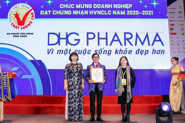 DHG Pharma - Doanh nghiệp tiên phong trong hội nhập và công nghệ - Ảnh 1.