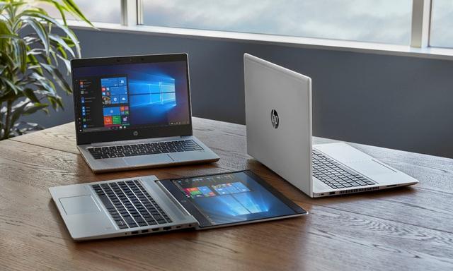 HP ProBook 400/405 series G7: Bảo mật toàn diện, bền bỉ tối đa, cấu hình mạnh mẽ - Ảnh 1.