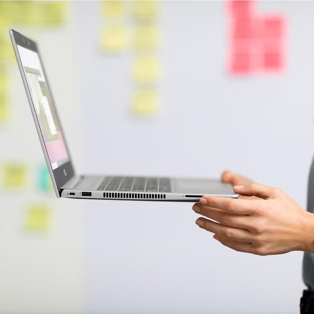 HP ProBook 400/405 series G7: Bảo mật toàn diện, bền bỉ tối đa, cấu hình mạnh mẽ - Ảnh 4.