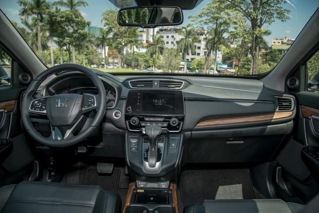 Honda Việt Nam ra mắt CR-V 2020 với điểm nhấn công nghệ Honda SENSING - Ảnh 3.