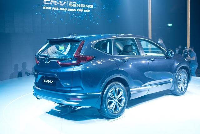 Honda Việt Nam ra mắt CR-V 2020 với điểm nhấn công nghệ Honda SENSING - Ảnh 5.
