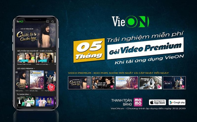 Thử lý giải nguyên nhân VieON lên Top 1 Free apps trên AppStore và Google Play sau 24 giờ ra mắt - Ảnh 3.