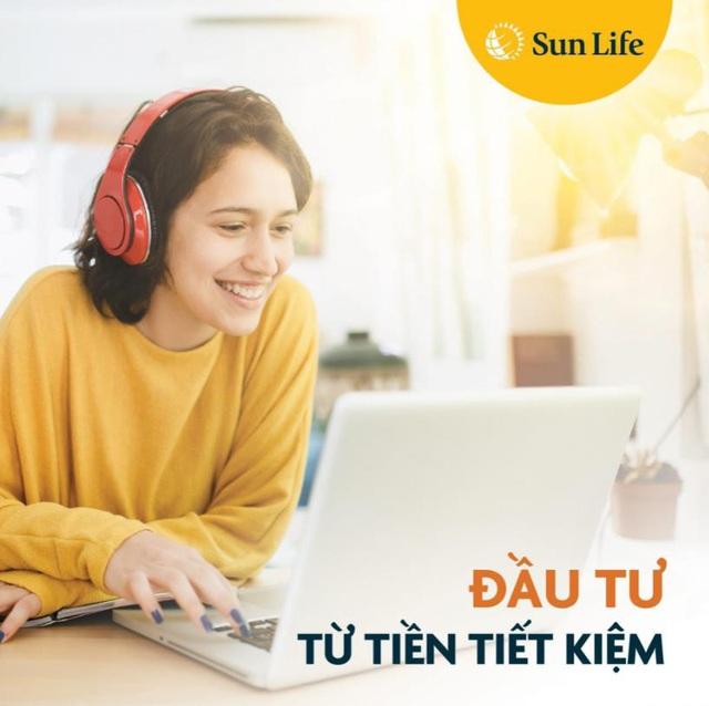 Bảo hiểm SUN – Sống Sung Túc: một sản phẩm 2 chức năng - Ảnh 1.