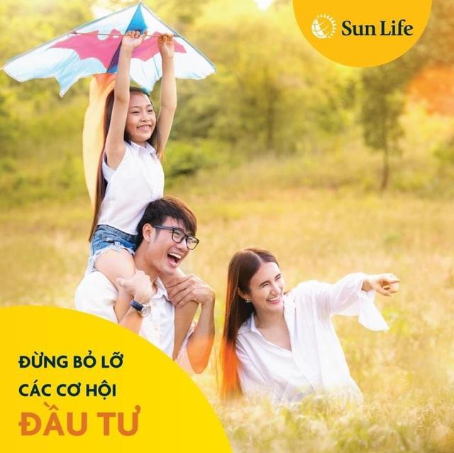 Bảo hiểm SUN – Sống Sung Túc: một sản phẩm 2 chức năng - Ảnh 2.