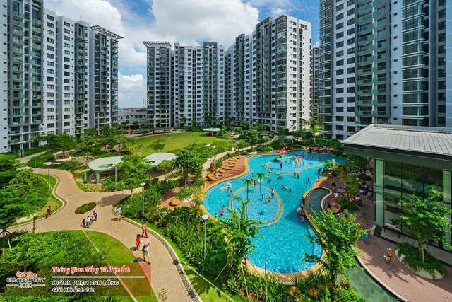 Ấn tượng vẻ đẹp khu đô thị xanh phía Tây Sài Gòn - Ảnh 2.