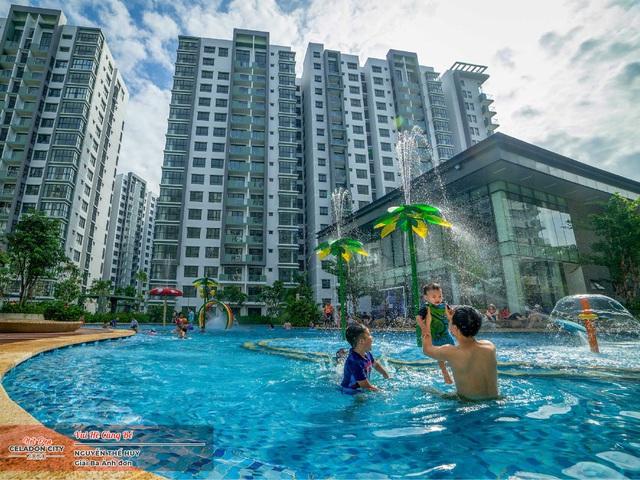 Ấn tượng vẻ đẹp khu đô thị xanh phía Tây Sài Gòn - Ảnh 4.