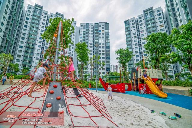Ấn tượng vẻ đẹp khu đô thị xanh phía Tây Sài Gòn - Ảnh 7.