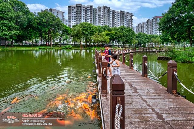 Ấn tượng vẻ đẹp khu đô thị xanh phía Tây Sài Gòn - Ảnh 9.
