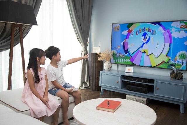 VNPT tặng nhiều ưu đãi Internet - truyền hình cho khách hàng mùa dịch - Ảnh 1.