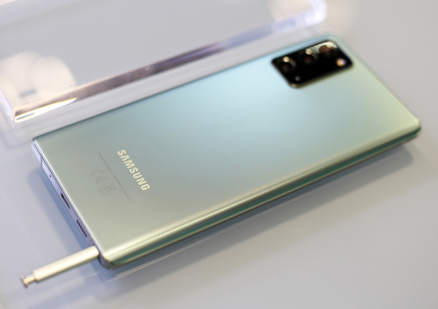 Đẳng cấp với Samsung Galaxy Note20 và bộ quà công nghệ đắt đỏ tại Thế Giới Di Động - Ảnh 1.