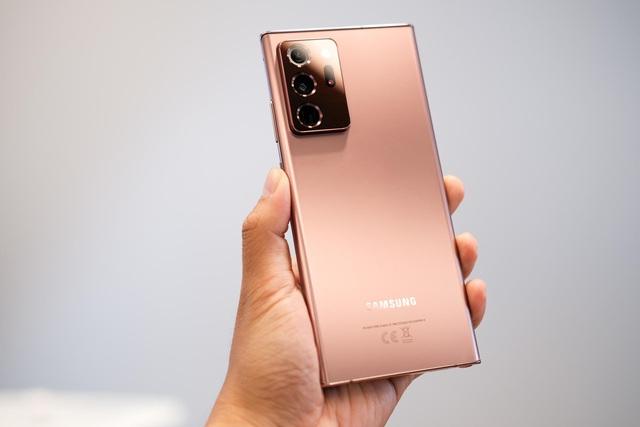 Nhìn lại màn ra mắt siêu phẩm Galaxy Note20: Sẵn sàng đưa thế giới bước vào kỷ nguyên 5G - ảnh 3