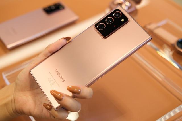 Đẳng cấp với Samsung Galaxy Note20 và bộ quà công nghệ đắt đỏ tại Thế Giới Di Động - Ảnh 5.