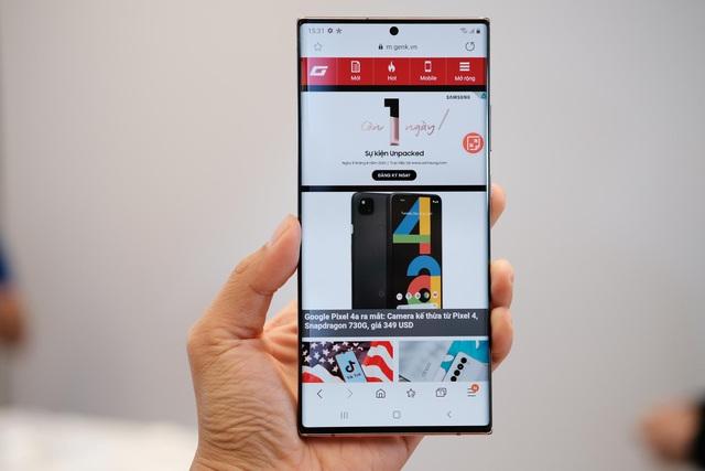 Nhìn lại màn ra mắt siêu phẩm Galaxy Note20: Sẵn sàng đưa thế giới bước vào kỷ nguyên 5G - ảnh 6