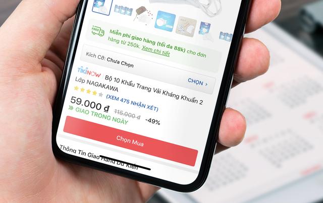 Tiki tung thêm dịch vụ TikiNOW Giao Trong Ngày cho hơn nửa triệu sản phẩm - Ảnh 5.